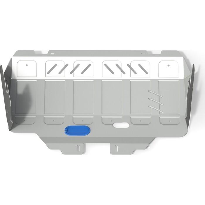 Защита картера Big Rival для Subaru Forester (2013-2018), алюминий 4 мм, 333.5423.1