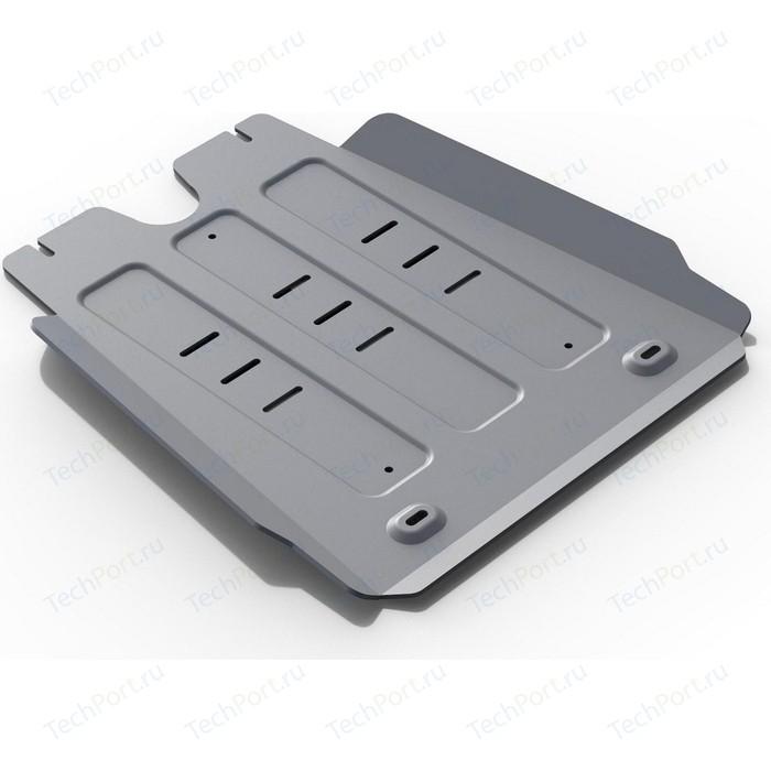 Защита КПП Rival для Toyota Hilux (2007-2015), алюминий 6 мм, 333.5791.1.6