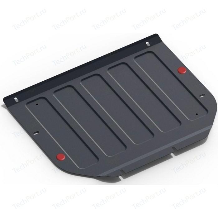 Защита картера и КПП АвтоБРОНЯ для Hyundai Santa Fe (2010-2012), сталь 2 мм, 111.02318.1