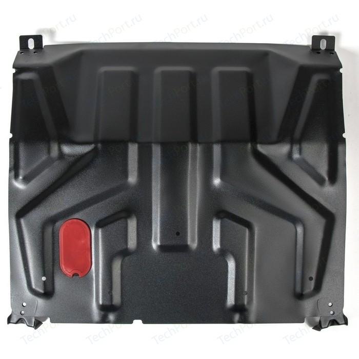 Защита картера и КПП АвтоБРОНЯ для Lada Samara 2108/2115 (1984-2013), сталь 2 мм, 1.06015.1