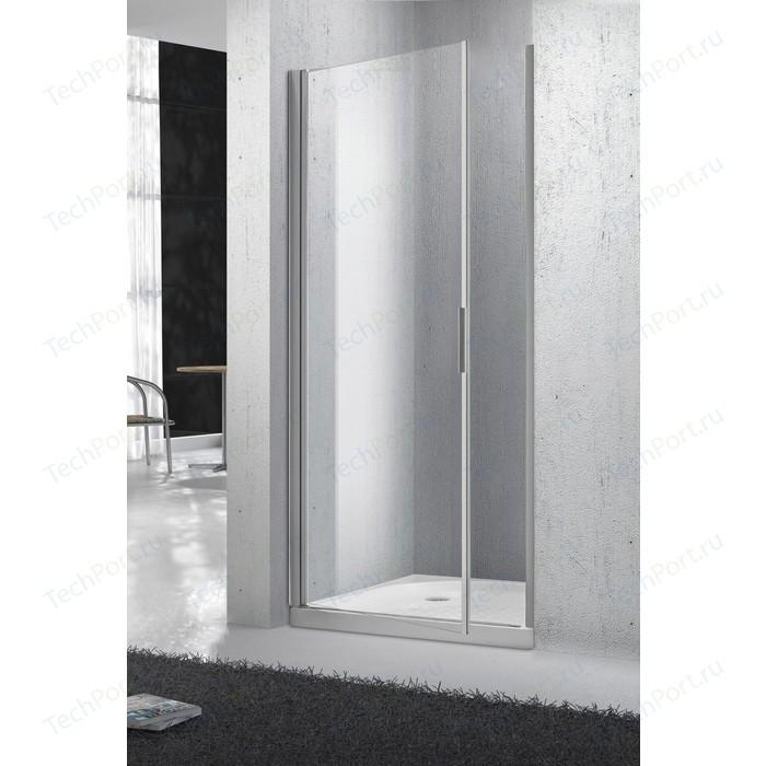 Душевая дверь BelBagno SELA B-1 60 прозрачная, хром (SELA-B-1-60-C-Cr)