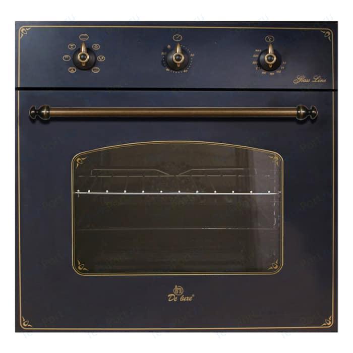 Электрический духовой шкаф DeLuxe 6006.03 эшв -062