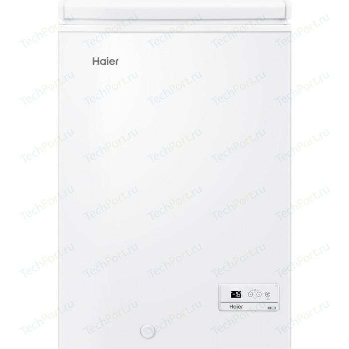 Морозильная камера Haier HCE103R