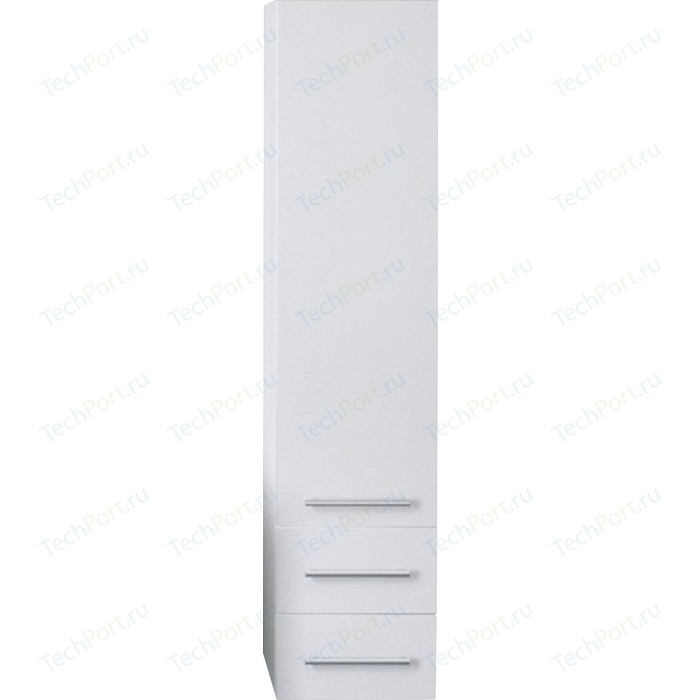 Пенал 1Marka Соната 35П белый глянец (4604613304591)