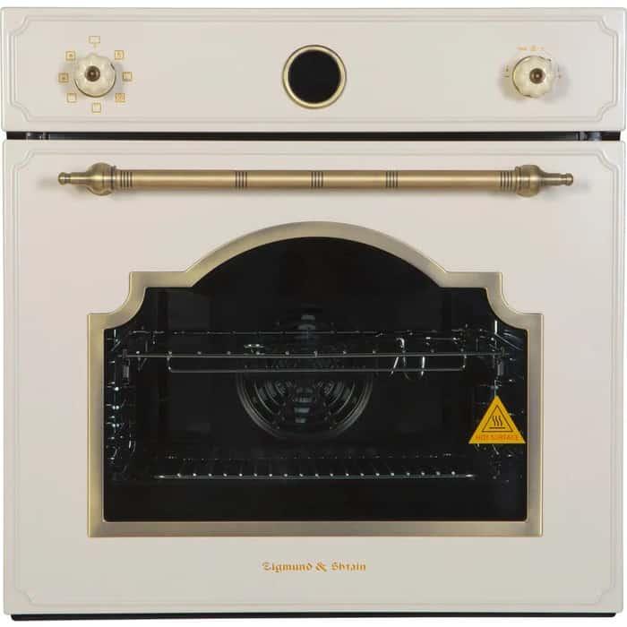 Электрический духовой шкаф Zigmund-Shtain EN 130.922 X