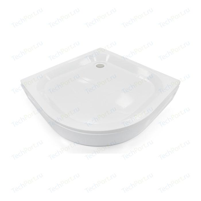 Душевой поддон 1Marka Bella 80x80 см без фронтальной панели (2200000015136)