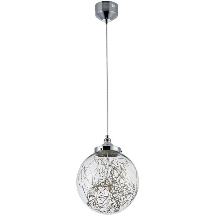 Подвесной светодиодный светильник Freya FR6157-PL-18W-TR