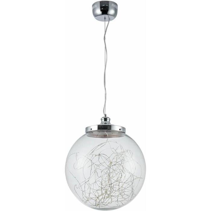 Подвесной светодиодный светильник Freya FR6157-PL-24W-TR
