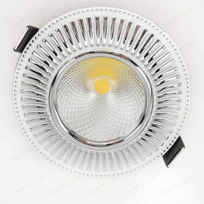 Встраиваемый светодиодный светильник Citilux CLD042W1