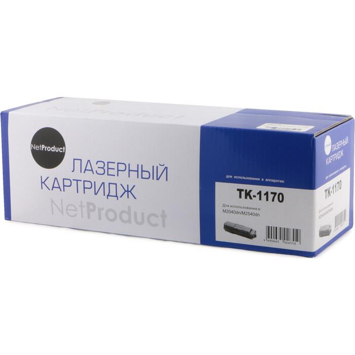 Картридж NetProduct TK-1170 7200 стр. с чипом