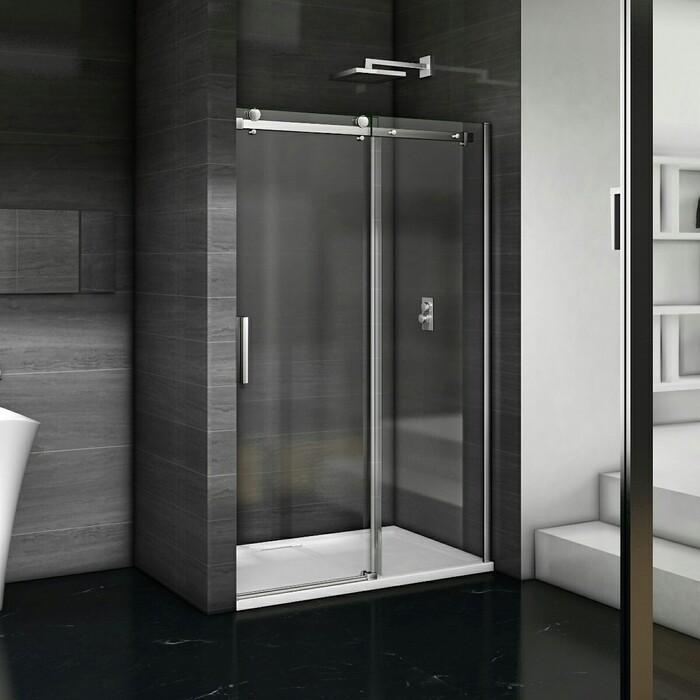 Душевая дверь Good Door Galaxy 110 прозрачная, хром (Galaxy WTW-110-C-CH) комплектующие