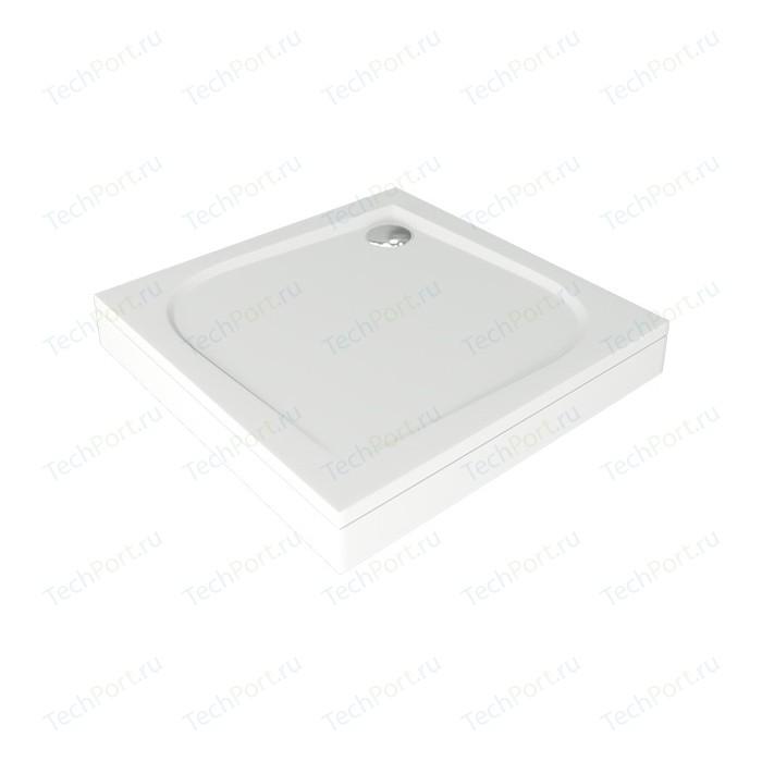 Душевой поддон Good Door Квадро, 100x100 см, квадратный (ЛП00006)
