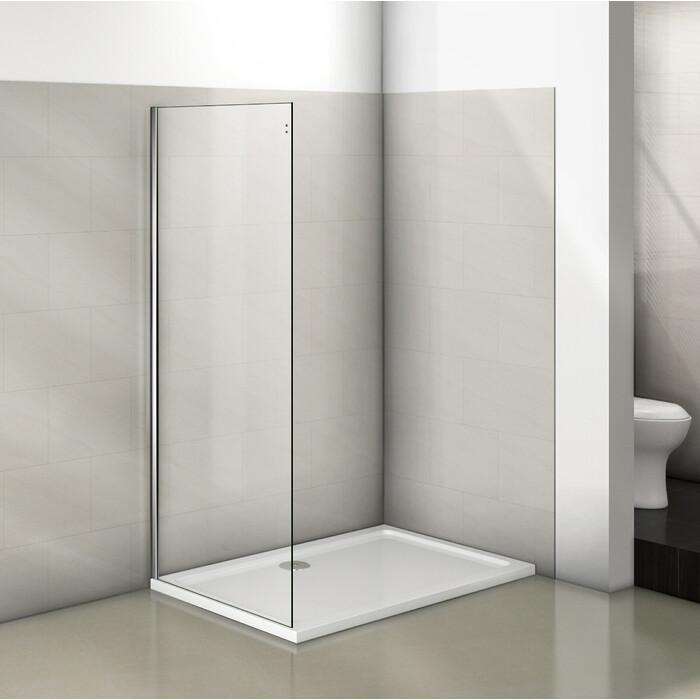 Боковая стенка для душевой двери Good Door Puerta 90 прозрачная, хром (Puerta SP-90-C-CH)