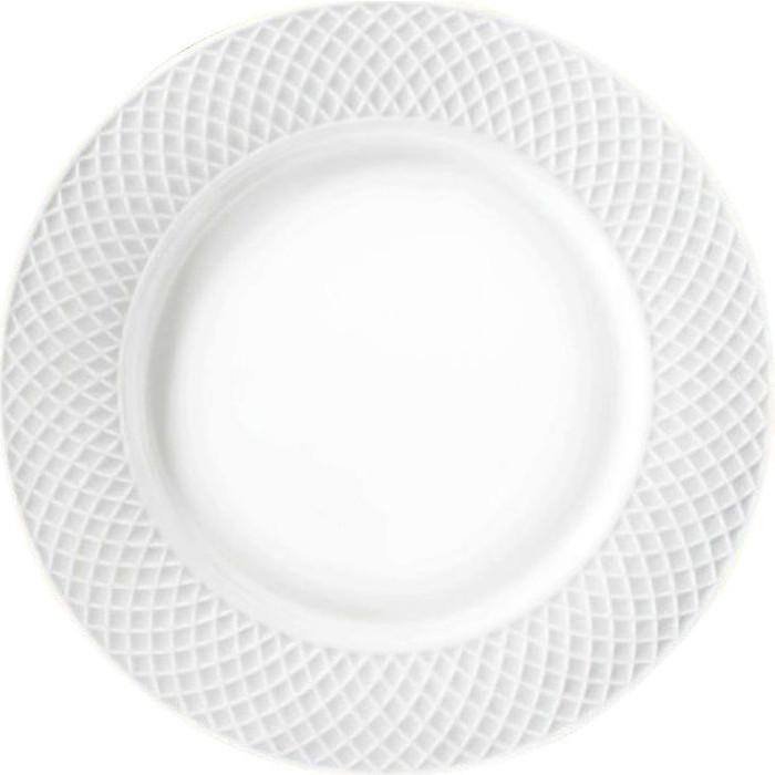Набор тарелок обеденных 25.5 см 2 штук Wilmax Юлия Высоцкая (WL-880101-JV / C )