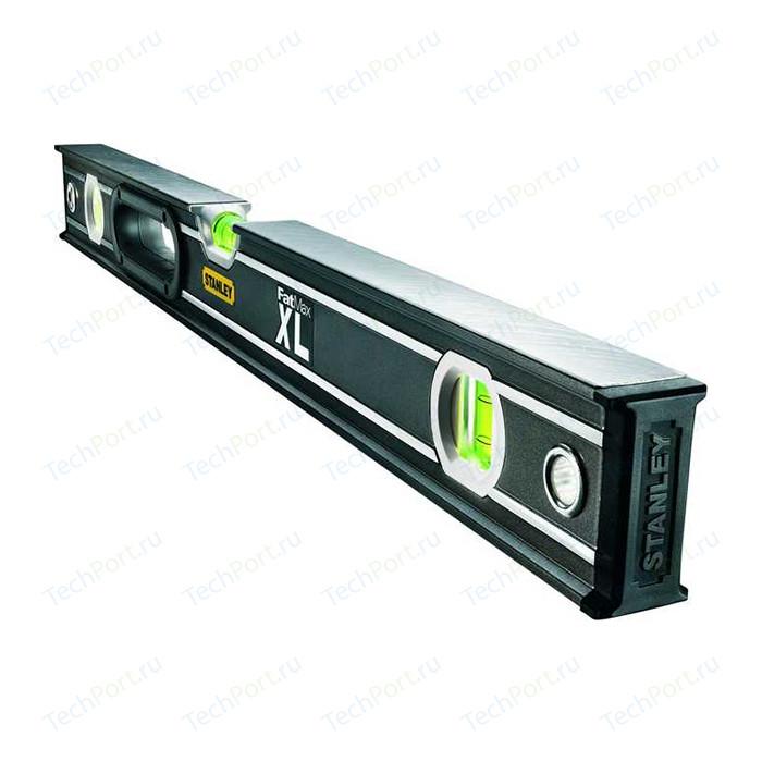 Уровень Stanley Fatmax XL 2000 мм х 3 капсулы (0-43-681) нож stanley fatmax с сегментным лезвием 25 мм