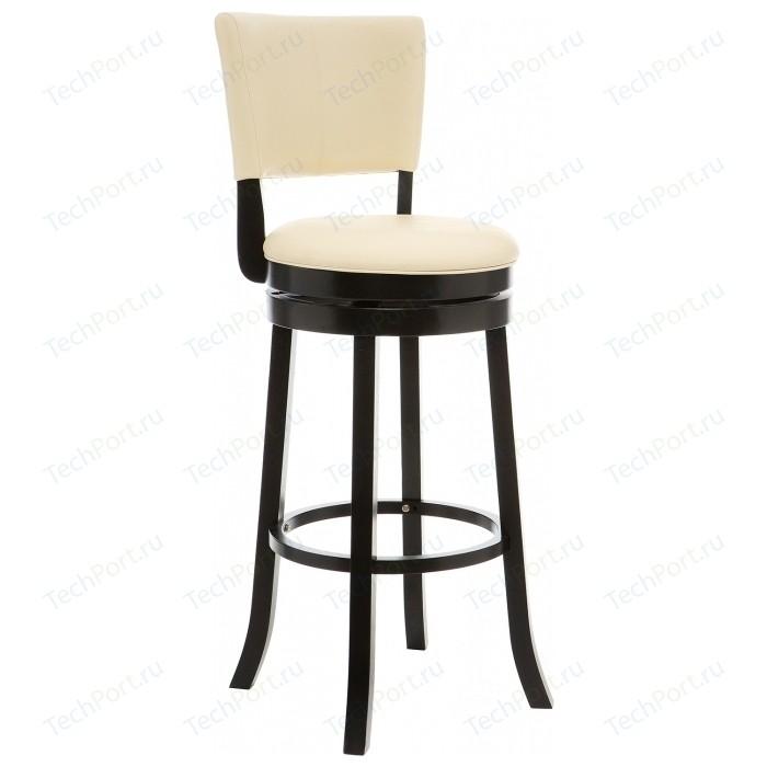 Барный стул Woodville Randan cappuccino/cream