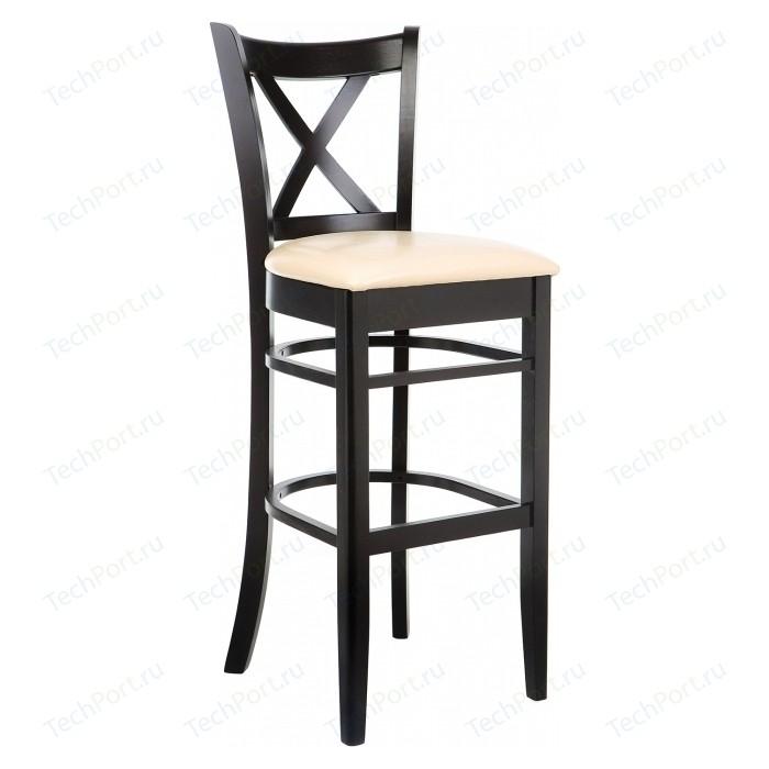 Барный стул Woodville Terra cappuccino/cream