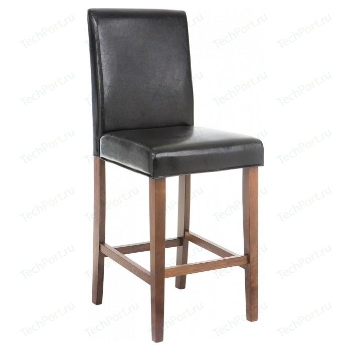 Барный стул Woodville Verden espresso/black