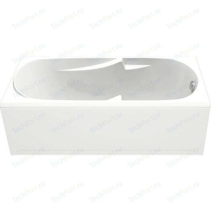 Акриловая ванна BAS Нептун 170х70 с каркасом стандарт плюс, слив-перелив, фронтальная панель (В 00026, Э 00026)