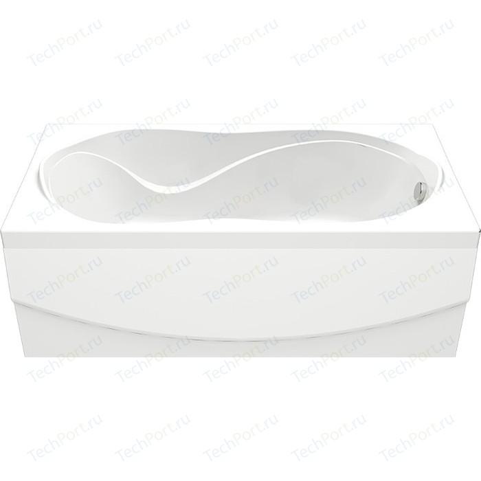 Акриловая ванна BAS Ямайка 180х80 с каркасом, фронтальная панель (В 00044, Э 00044)
