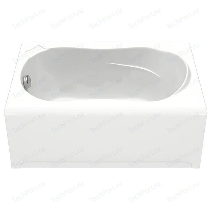 Акриловая ванна BAS Кэмерон 120х70 с каркасом, фронтальная панель (В 00018, Э 00018)