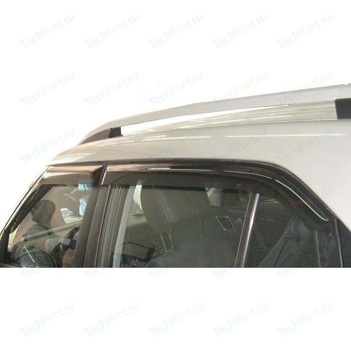 Дефлекторы окон Rival Premium для Hyundai Creta 5-дв. (2016-н.в.), оргстекло, 4 шт., 32310001