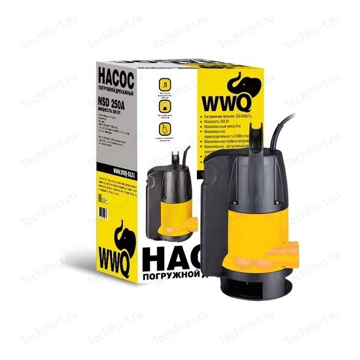 Дренажный насос WWQ NSD 450А