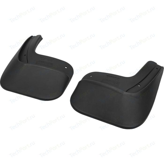 Брызговики задние Rival для Lada Largus универсал, фургон (2012-н.в.), полиуретан, 2 шт., 26003001 брызговики задние для lada ваз lada 99999218001382 черный