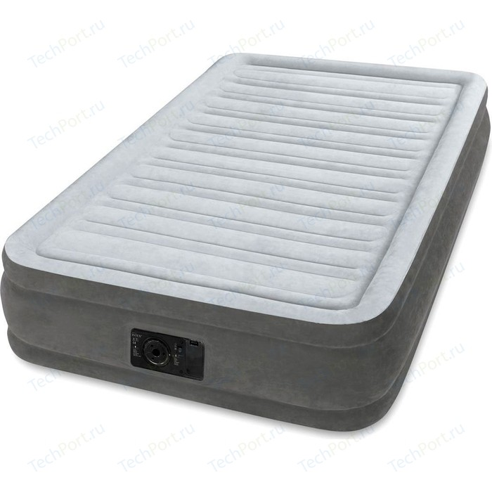 Надувная кровать Intex 99х191х33см Comfort-Plush (67766)