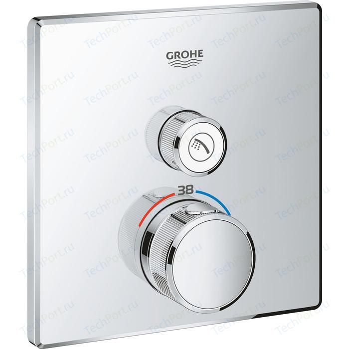 Термостат для душа Grohe Grohtherm SmartControl с механизмом (29123000, 35600000)