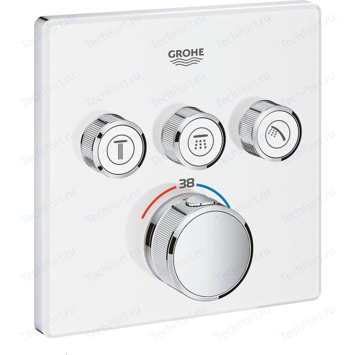 Смеситель для ванны Grohe Grohtherm SmartControl накладная панель, 35600 (29157LS0)