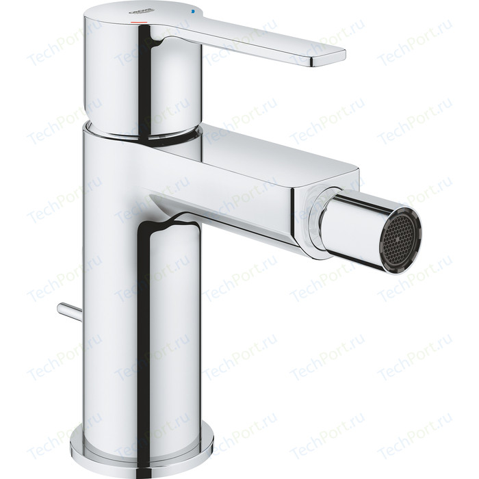 Смеситель для биде Grohe Lineare New с донным клапаном (33848001)