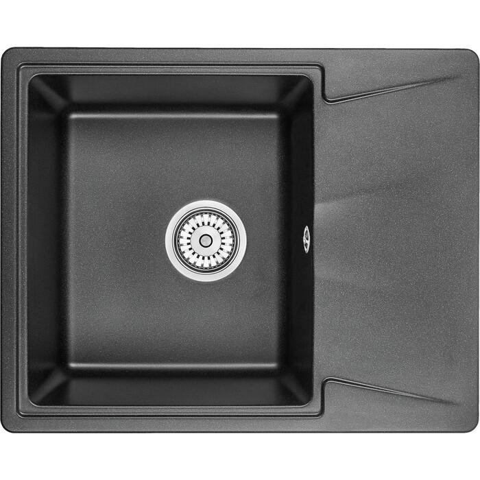 Кухонная мойка Granula GR-6201 черный