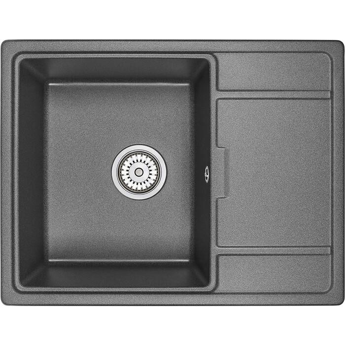 Кухонная мойка Granula GR-6503 графит