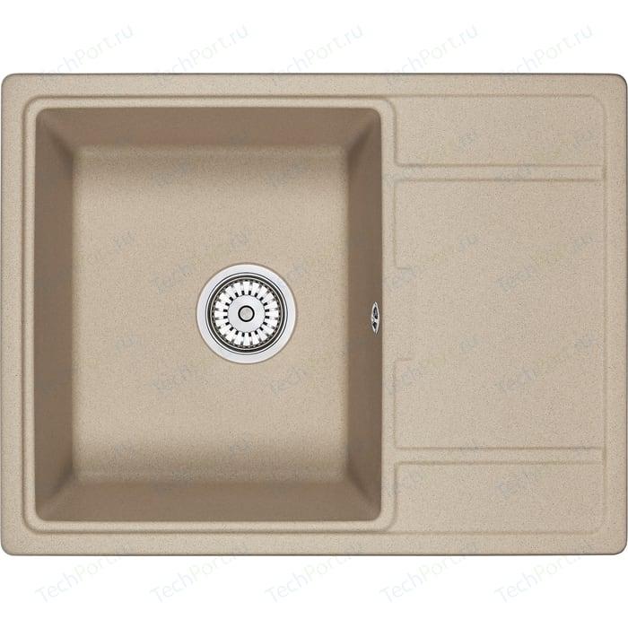 Кухонная мойка Granula GR-6503 песок