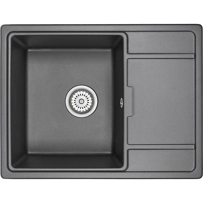 Кухонная мойка Granula GR-6503 черный