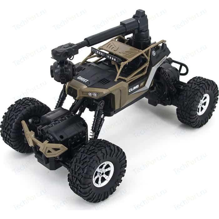 Радиоуправляемый краулер-амфибия Crazon Green Crawler 4WD 2.4G - CR-171604B