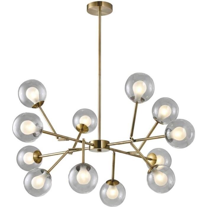 Подвесная светодиодная люстра Favourite 2135-12P