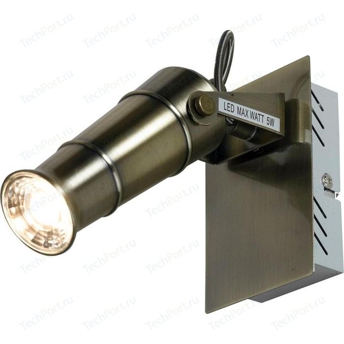 Светодиодный спот Lussole LSP-9509 спот lussole loft duet lsp 9970