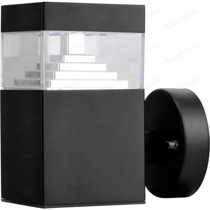 Уличный настенный светодиодный светильник Lightstar 377617