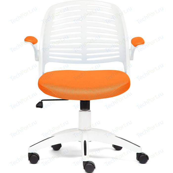 Кресло TetChair JOY ткань оранжевый