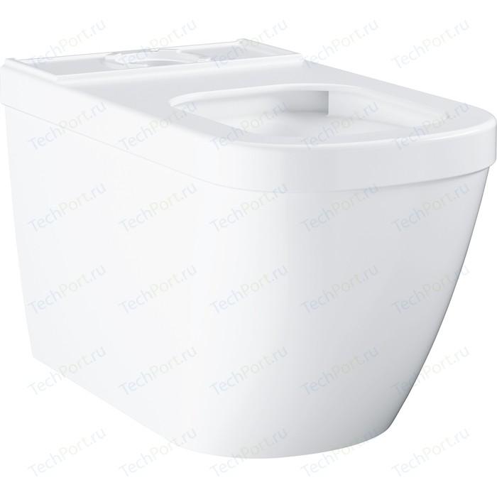Унитаз (чаша) Grohe Euro Ceramic с покрытием PureGuard (3933800H) унитаз подвесной grohe cube ceramic с покрытием pureguard 3924500h