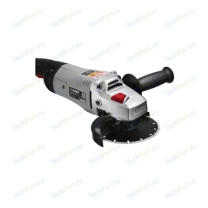 Углошлифовальная машина Зубр УШМ-150-1400 М3