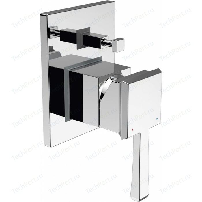 Смеситель для ванны BelBagno Mille с механизмом (MIL-BASM-CRM) смеситель для ванны belbagno bordo с механизмом bor basm crm