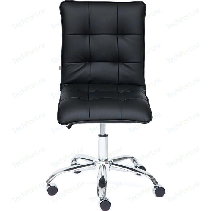 Кресло TetChair ZERO кож/зам черный 36-6