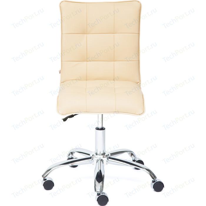Кресло TetChair ZERO кож/зам бежевый 36-34