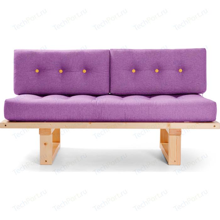 Фото - Кушетка Anderson Торн сосна-фиолетовая рогожка кушетка anderson торн сосна синяя рогожка