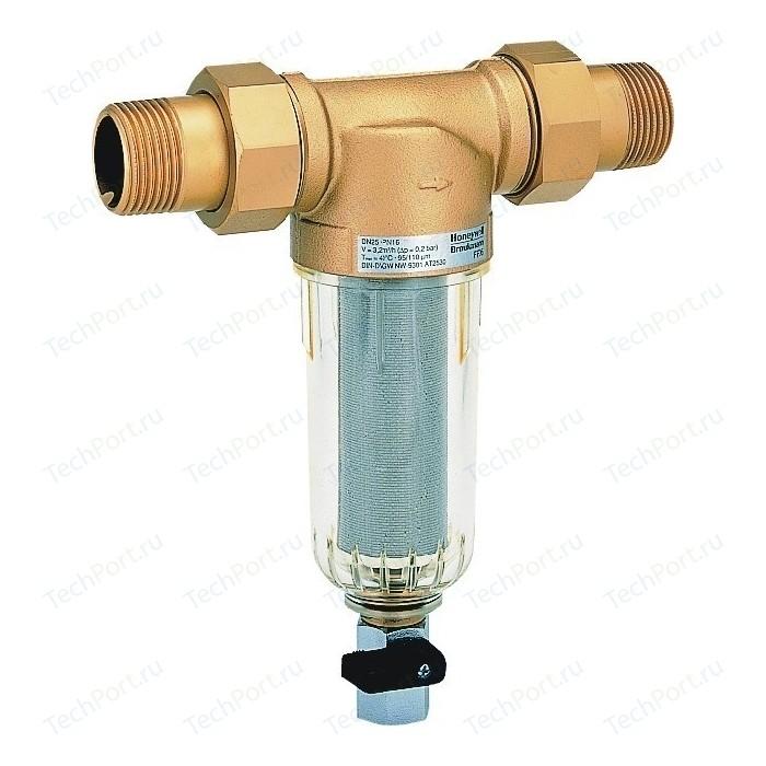 Фильтр механической очистки Honeywell FF06-1AA для холодной воды