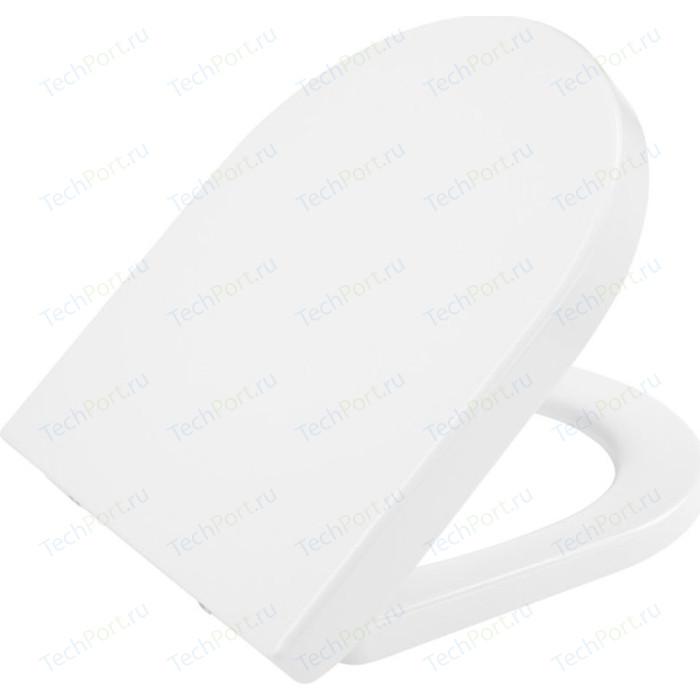 Сиденье для унитаза BelBagno Flay-R, Sfera-R, Sfera-T с микролифтом, быстросъемное (BB2009SC)