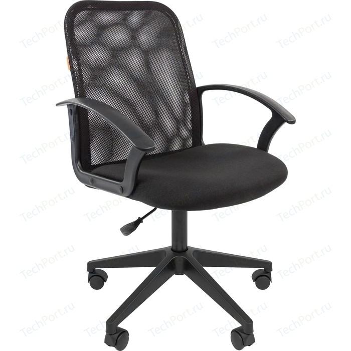 Офисноекресло Chairman 615 TW черный офисное кресло chairman 451 tw 11 черный
